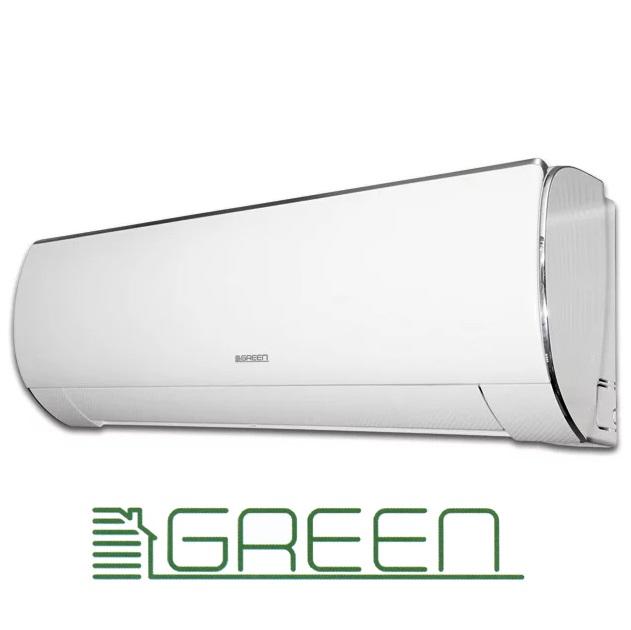 Настенный кондиционер Green GRI GRO-12 серия HH2, со склада в Ростове, для площади до 35м2