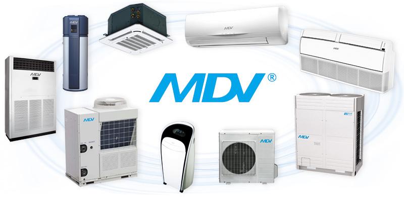 Сплит-система MDV в Ростове