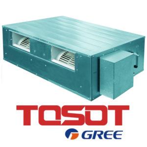 Кондиционер Tosot T48H-LD2I2T48H-LU2O со склада в Ростове, для площади до 140м2. Официальный дилер!