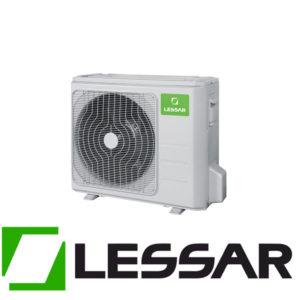 Наружный блок мульти сплит-системы Lessar LU-2HE18FMA2 серия eMagic Inverter, по низкой цене со склада в Ростове. Бесплатная доставка. Звоните!